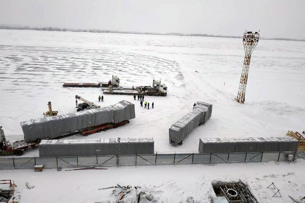 модернизация аэропорта Кемерово